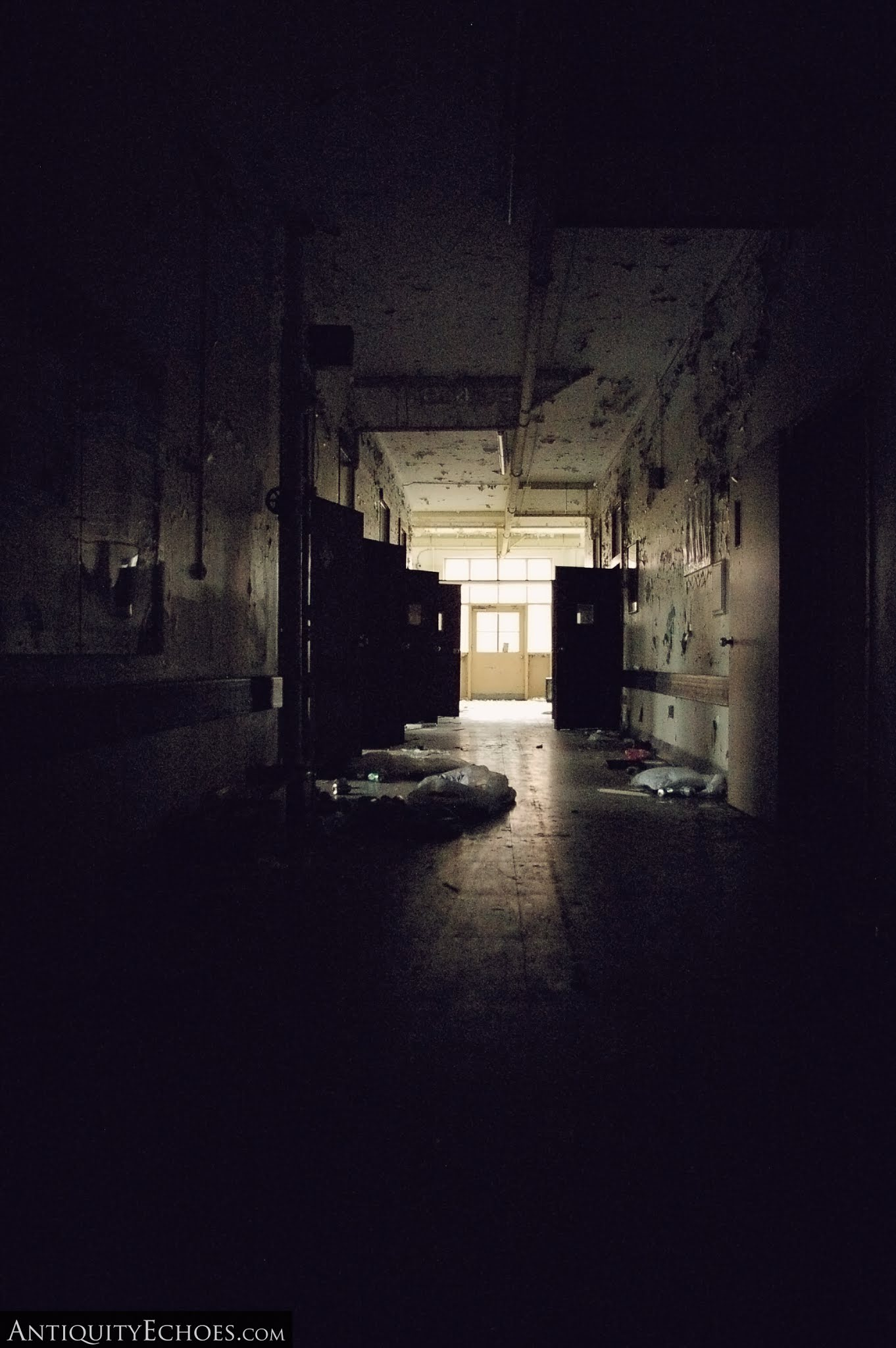 Overbrook Asylum - Shady Hall