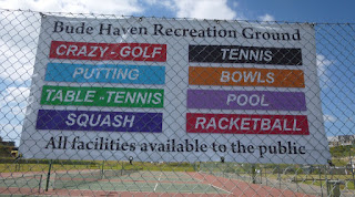 Bude Haven Recreation Ground in Cornwall