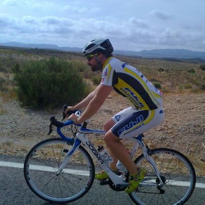 Ciclismo en estado puro con Francisco Cazorla