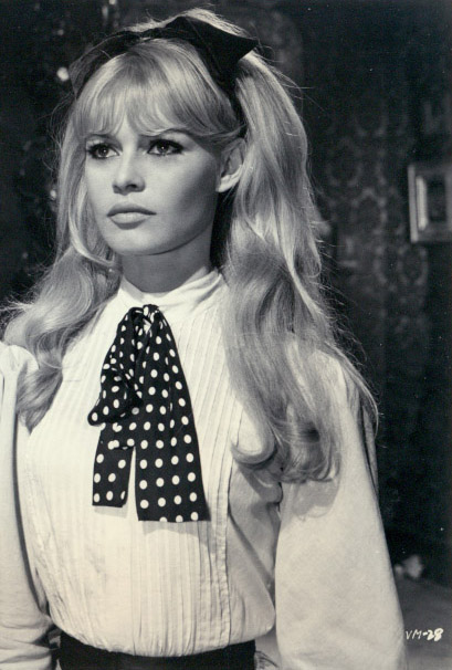 Beautiful things I love: Inspiration: Brigitte Bardot