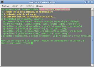 Eliminación de temporales y paquetes tipo Ccleaner en Debian y Derivados 1