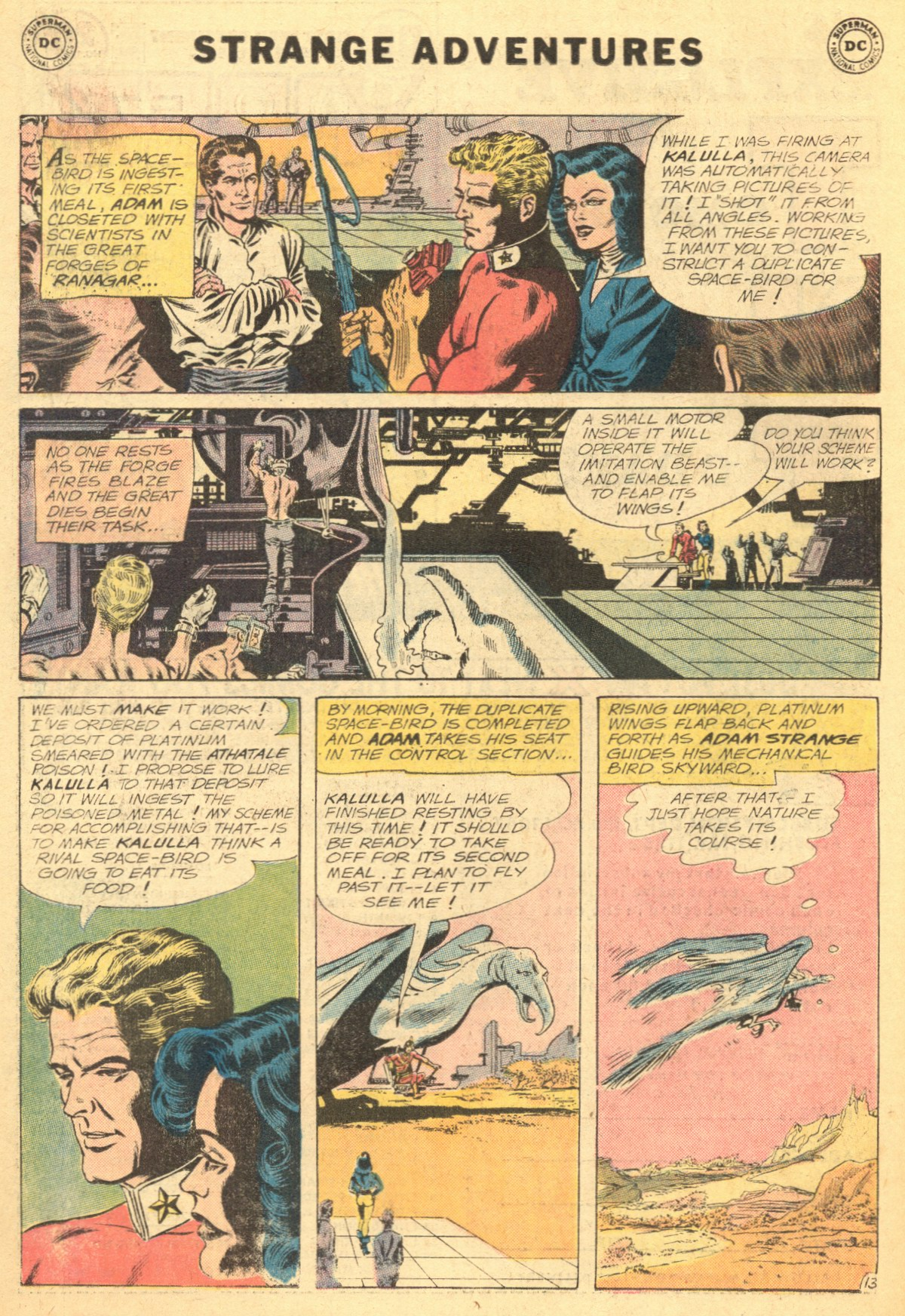 Strange Adventures (1950) issue 243 - Page 18