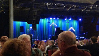 Image inside The Birchmere for Loreena McKennitt's performance