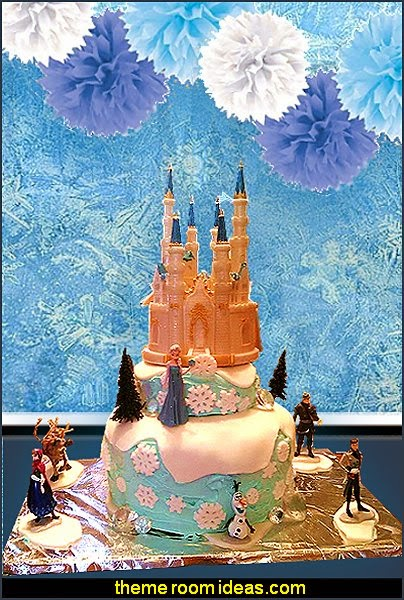 Disney Frozen Cake Toppers