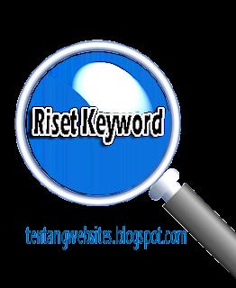 2 Cara Riset Keyword