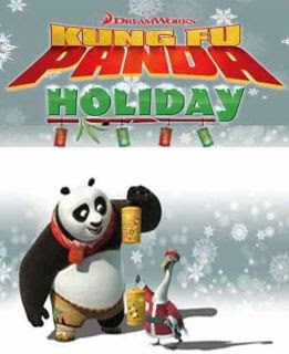 Kung Fu Panda Holiday Special – DVDRIP LATINO
