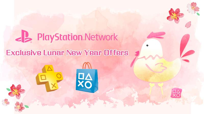 PlayStation Asia Free Games, Up to 80% OFF & Free 3 Months on Annual PS Plus Subscription Until ...