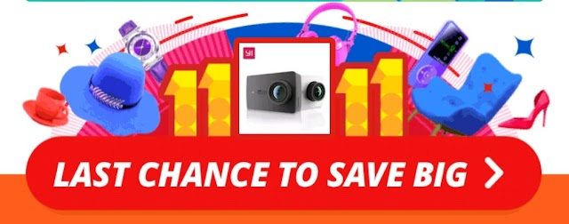 The 11.11Global Shopping Festival : [ New Deals Every 1hr ] Product at Rs.0.70 Only Same as MI Slash Deals @AliExpress