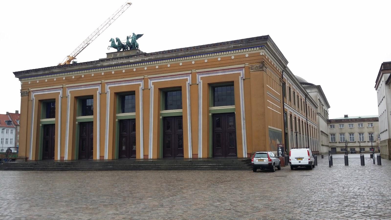 kort over christiansborg museer i københavn gratis