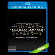 Star Wars: Episodio VII – El despertar de la Fuerza (2015) BRRip 720p Audio Dual Latino-Ingles