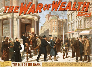 war of wealth poster