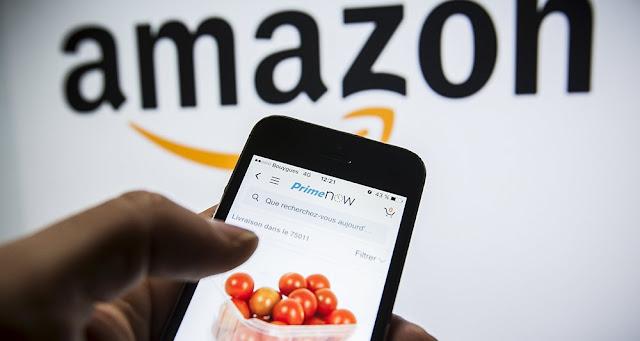 Amazon se lance dans la livraison de produits frais en 1 heure