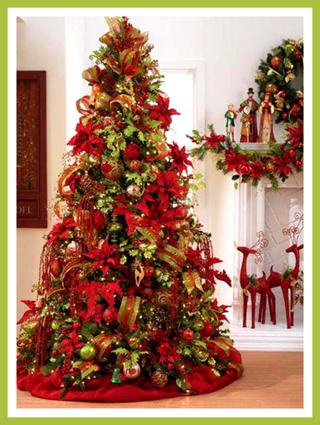 formas de decorar rbol navideo cmo adornar rbol navideo decoracin de rbol navideo