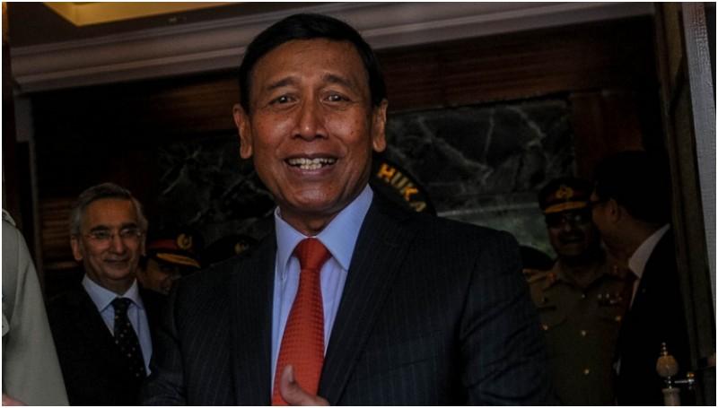 Menteri Koordinator Politik, Hukum dan Keamanan, Wiranto