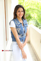 Telugu Actress Lavanya Tripathi Latest Pos in Denim Jeans and Jacket  0033.JPG