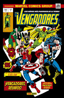 Marvel Gold. Los Vengadores 7 ¡Vengadores, reuníos!
