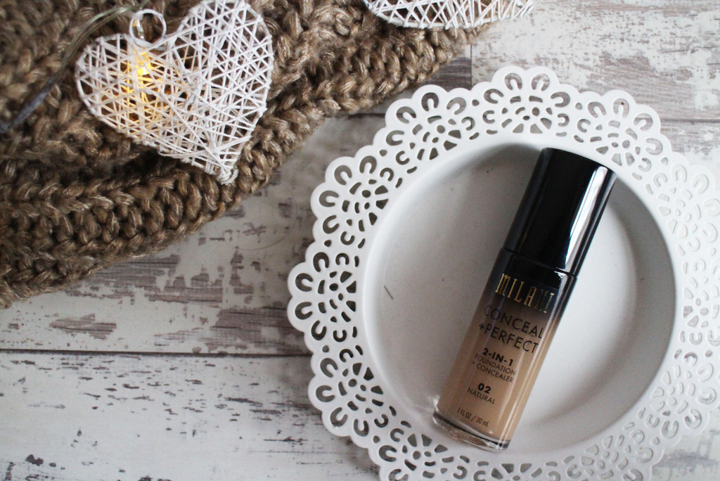 Milani Conceal & Perfect 2 in 1 Foundation and Concealer