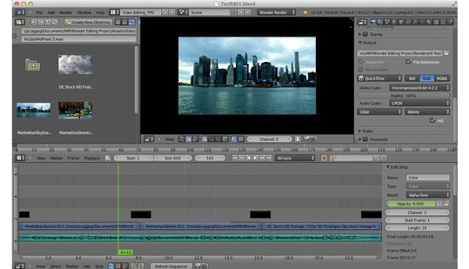 5 Software Edit Video Ringan Terbaik Untuk PC