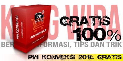 Download Gratis Ribuan PIN KONVEKSI Terbaru