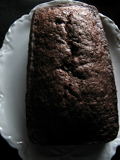 January new+352a Triple Chocolate Quick Bread