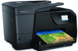 Controlador de impresora HP Officejet Pro 8710 para Mac y Windows