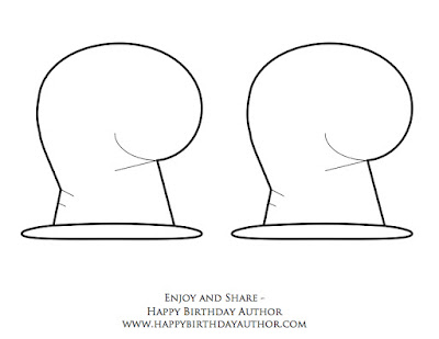 from Happy Birthday Author - www.happybirthdayauthor.com