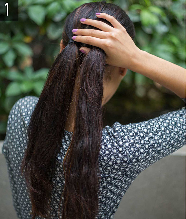 4 Quick Hairstyles tutorials