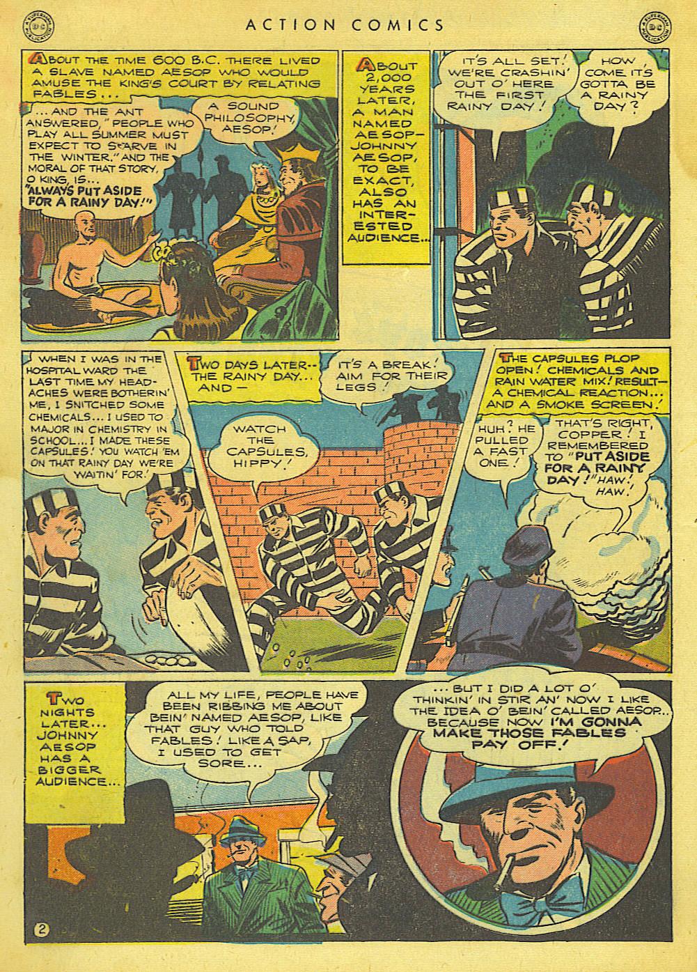 Action Comics (1938) 75 Page 3