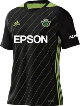 松本山雅FC 2018 ユニフォーム-FP-「山の日」記念・限定サマー