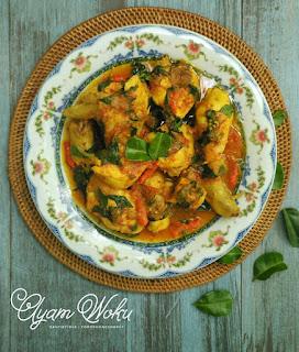 Resep Ayam Woku Ala Rumahan By @rantie_fidya