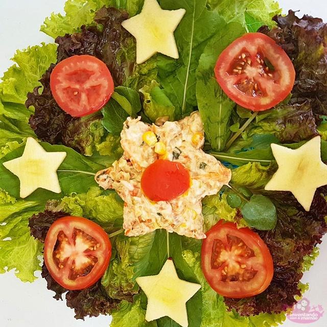 Saladas variadas para uma semana
