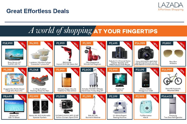 Lazada Advocates Effortless Online Shopping to Consumers