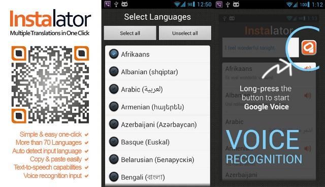 Instalator - Multi Terjemahan