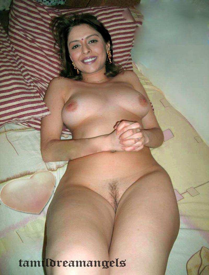 nagma fully fake nude
