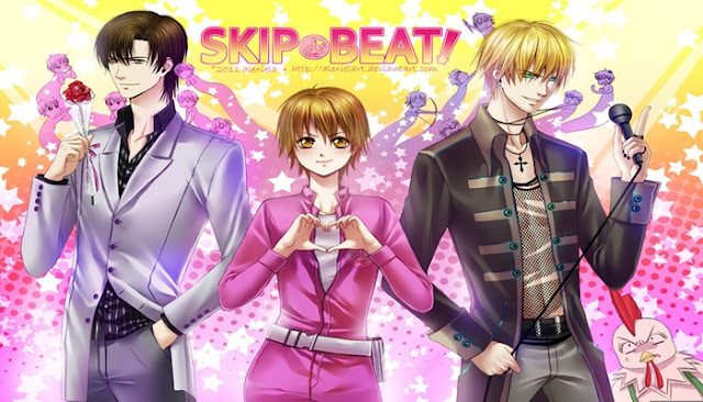 Download Skip Beat! Subtitle Indonesia
