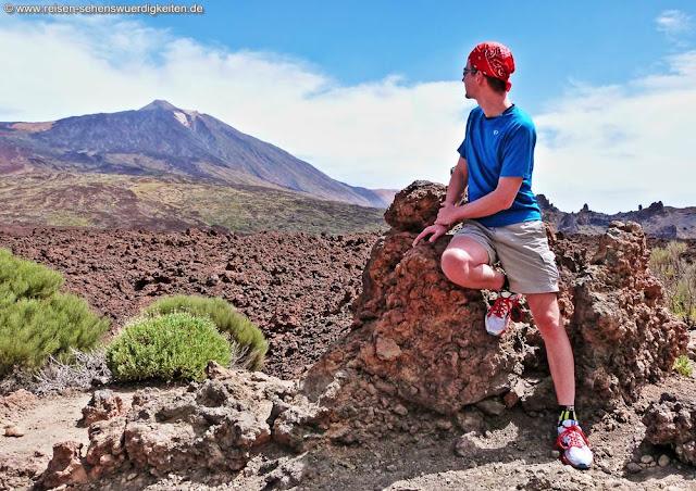 Ausflüge zum Teide Nationalpark auf Teneriffa