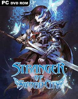 غلاف لعبة Stranger of Sword City