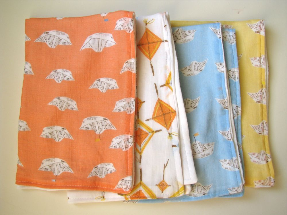 c05eb973153 The Best Burp Cloths - Made By Rae