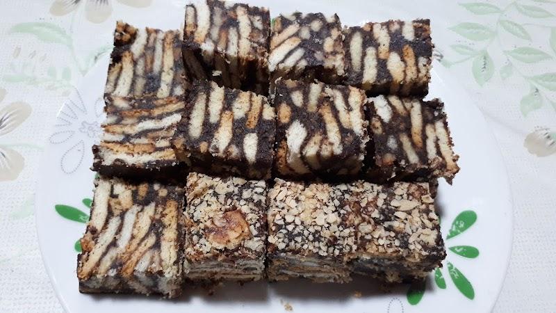 Kek Batik Nestum Mudah Dibuat Dan Sedap!