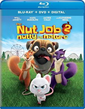 The Nut Job 2 Nutty by Nature 2017 BRRip BluRay 720p 1080p