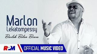 Lirik Lagu Biarlah Bulan Bicara - Marlon Lekatompessy