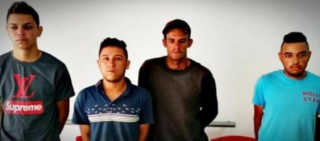 Operação Carcará: Grupo é preso suspeito de levar terror ao Sertão