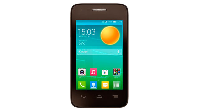 Descargar firmware - rom stock Alcatel OT Pop D1 [4018A]