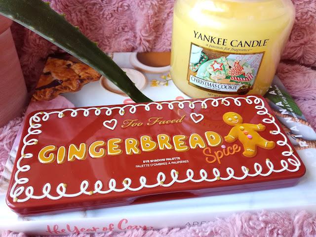 Gingerbread Spice de Too Faced