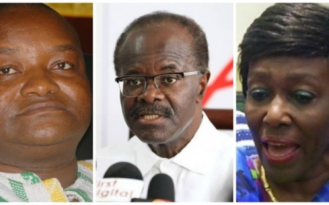 EC discovers 231 errors on Nduom, Konadu's nomination forms