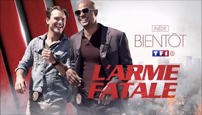 Comment regarder L'Arme Fatale sur TF1 depuis l'étranger?