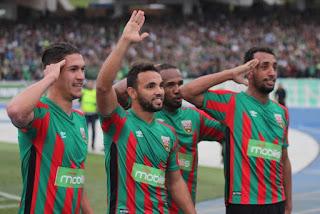 اون لاين مشاهدة مباراة المريخ ومولودية الجزائر بث مباشر 16-2-2019 البطولة العربية للاندية اليوم بدون تقطيع