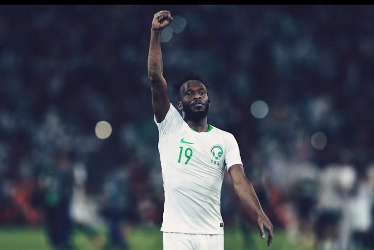 b88dcadefe4 Nike Saudi Arabia 2018 World Cup Home   Away Kits Released - Footy ...