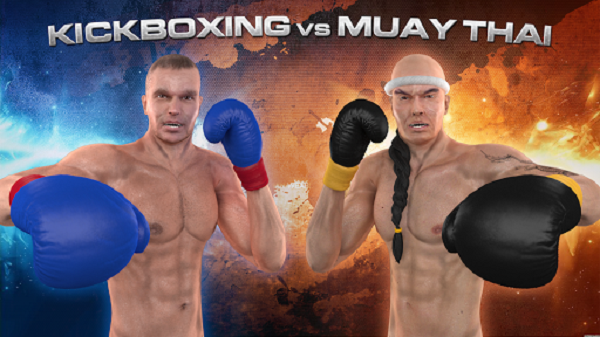 Download KickBoxing Muay Thai – Fighting Clash Mod Apk Game