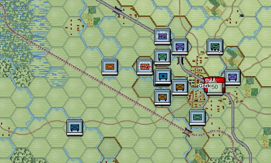Smolensk 41 Gold: Part 2: Counterattacked